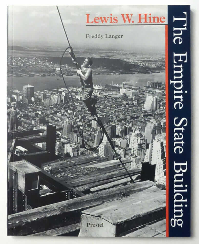 The Empire State Building | Lewis W. Hine