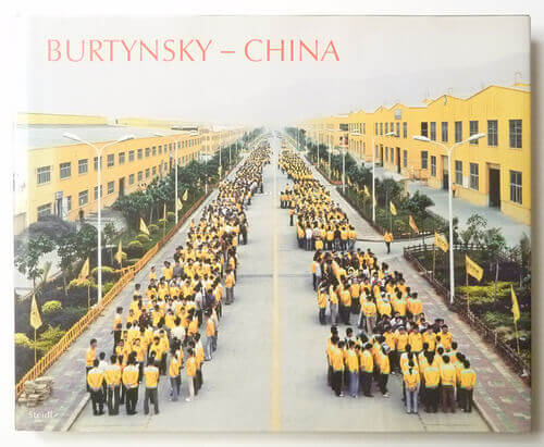 China: The Photographs of Edward Burtynsky