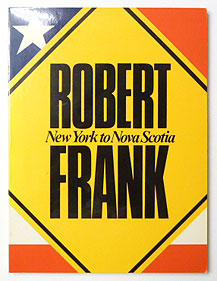 New York to Nova Scotia | Robert Frank