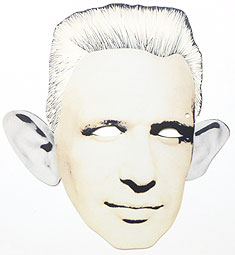 Admission Mask | Jean Paul Gaultier