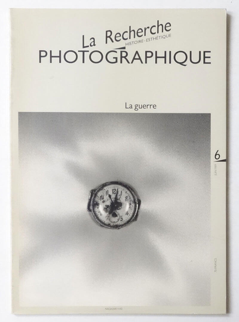 La Recherche Photographique #6 La Guerre