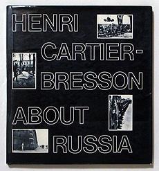 About Russia   Henr Cartier-Bresson
