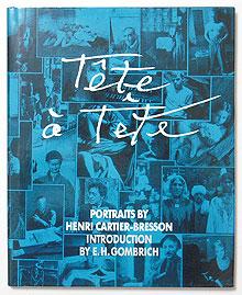 TETE A TETE | Henri Cartier-Bresson