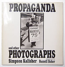 Propaganda and other photographs | Simpson Kalisher