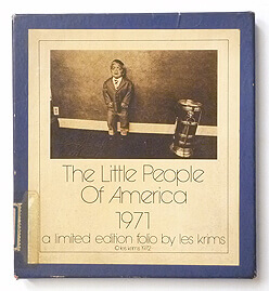 The Little People of America 1971 | Les Krims