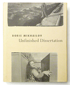 Unfinished Dissertation | Boris Mikhailov