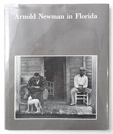 Arnold Newman in Florida