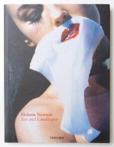 Sex and Landscapes | Helmut Newton