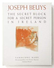 The Secret Block for a Secret Person in Ireland | Joseph Beuys