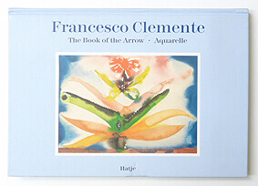 The Book of the Arrow: Aquarelle | Francesco Clemente