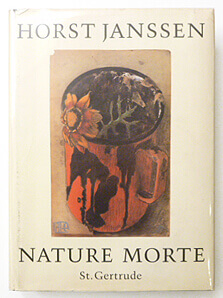 Nature Morte 1946-1993 | Horst Janssen