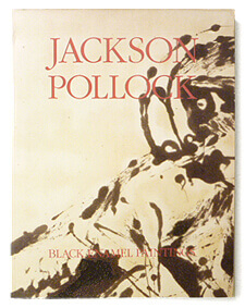 Black Enamel Paintings | Jackson Pollock