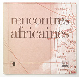 RENCONTRES AFRICAINES