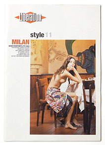LIBERATION STYLE Magazine #11 | Anders Edstrom