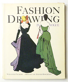 Fashion Drawing in VOGUE | William Packer