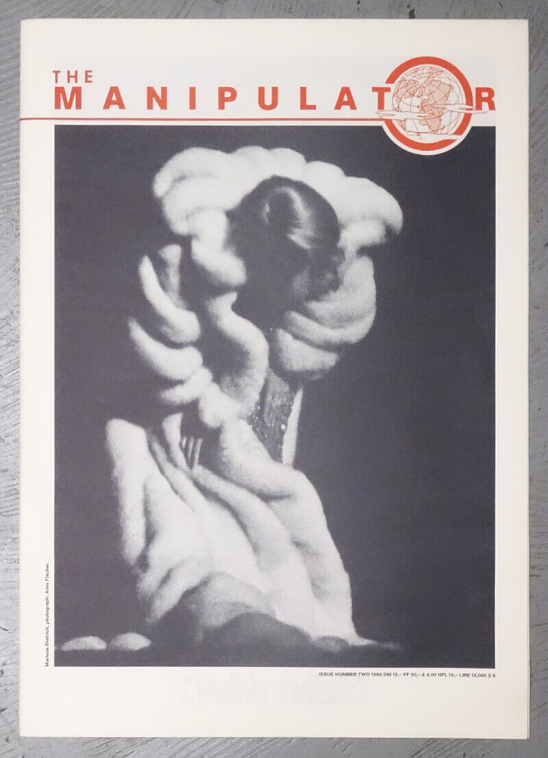 The Manipulator Magazine Issue No.2 1984