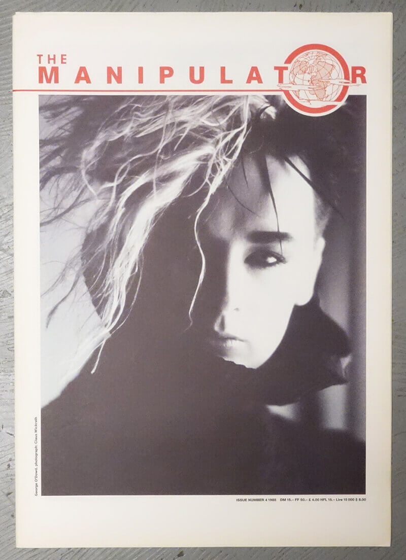 The Manipulator Magazine Issue No.4 1985