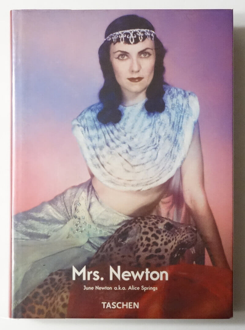 Mrs. Newton | June Newton