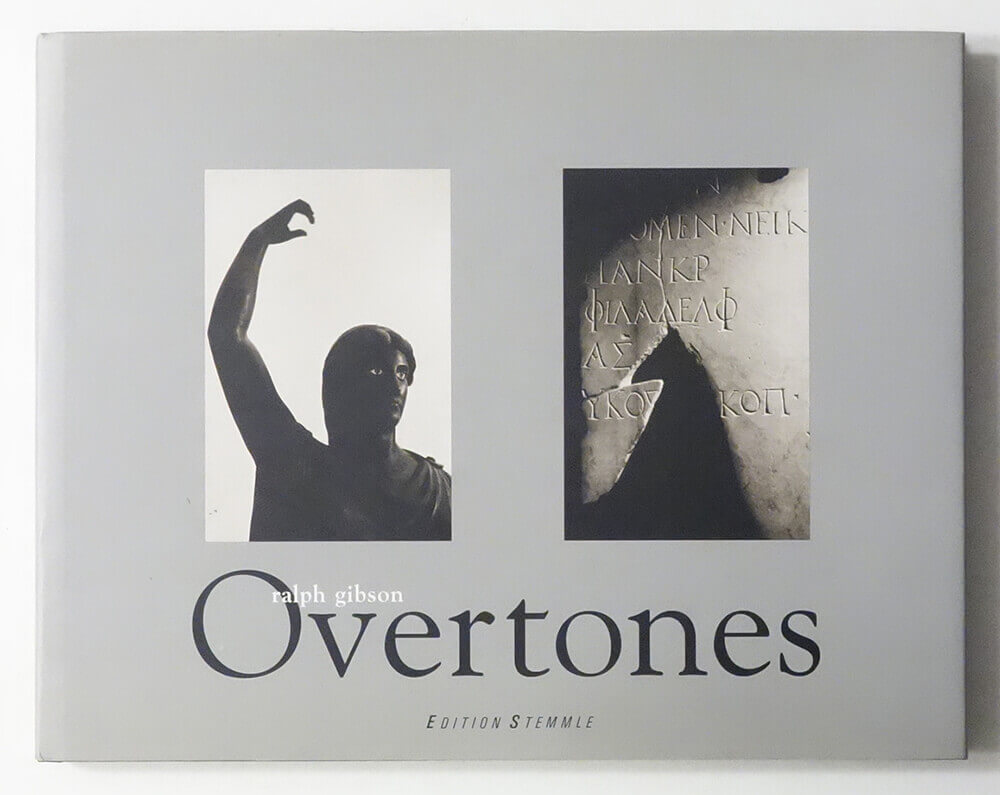 Overtones: dyptychs and proportions | Ralph Gibson