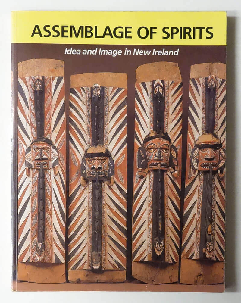 assemblage of spirits idea and image in new ireland so books