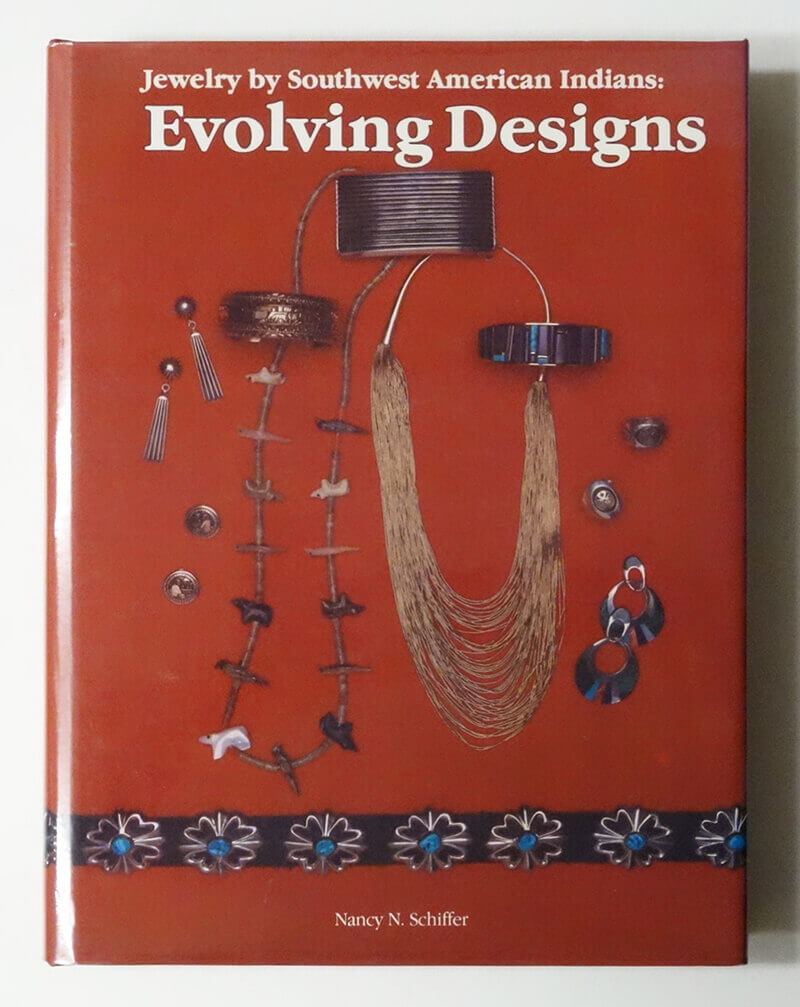 Jewelry by Southwest American Indians: Evolving Designs