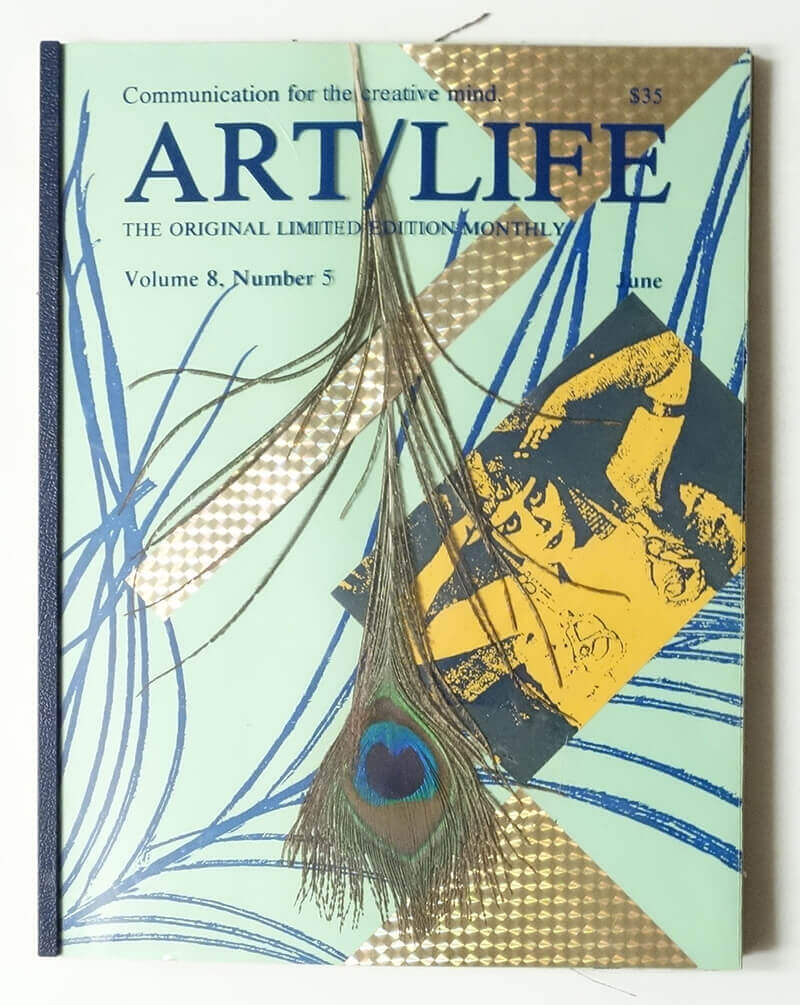 ART/LIFE: Communication for the creative mind. Volume 8, Number 5 June 1988