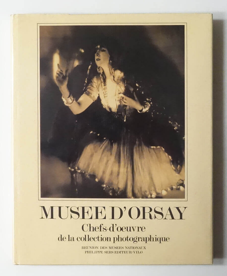 Musee d'Orsay: chefs-d'oeuvre de la collection photographique
