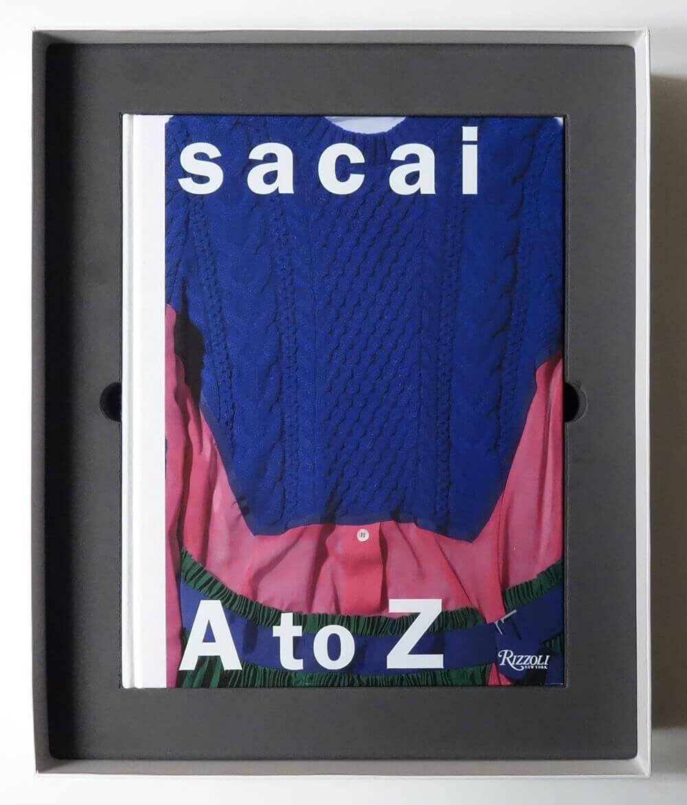 sacai A to Z 限定BOX版