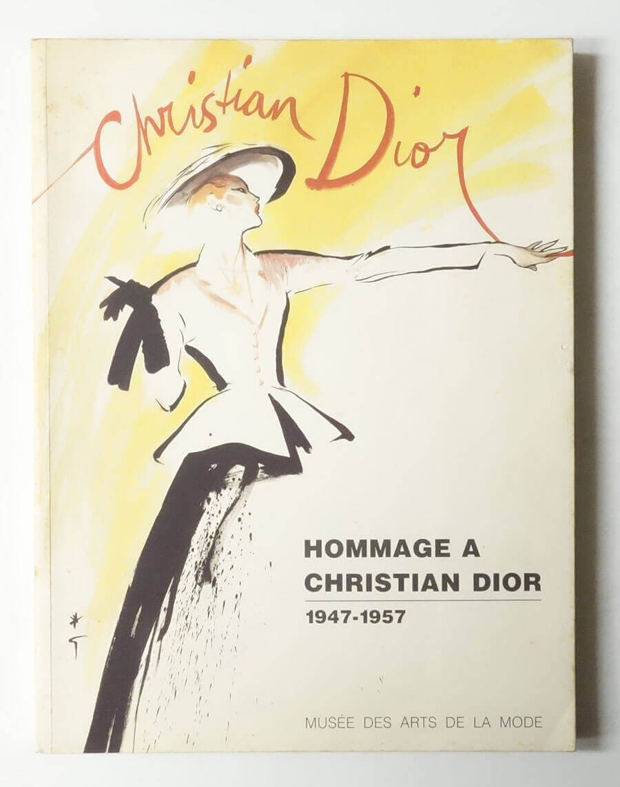 HOMMAGE A CHRISTIAN DIOR 1947-1957