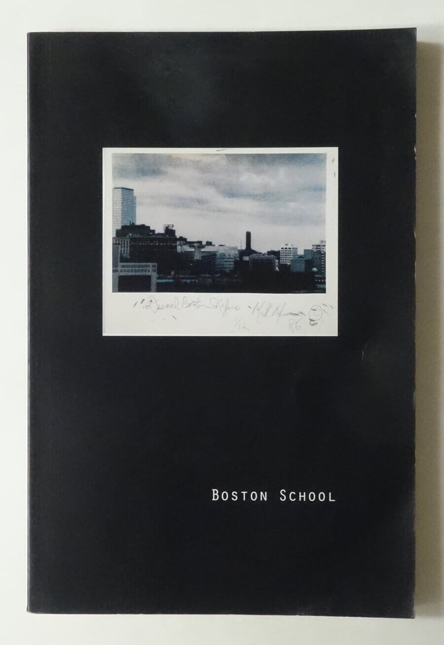 Boston School | edited by Lia Gangitano
