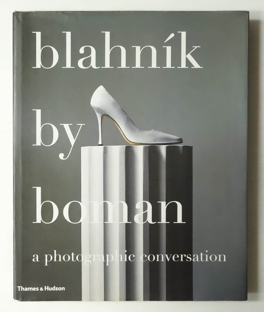 Blahnik by Boman: A Photographic Conversation | Eric Boman and Manolo Blahnik