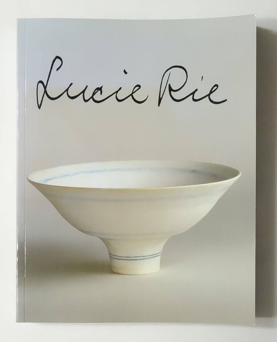Lucie Rie ルーシー・リー | トニー・バークス
