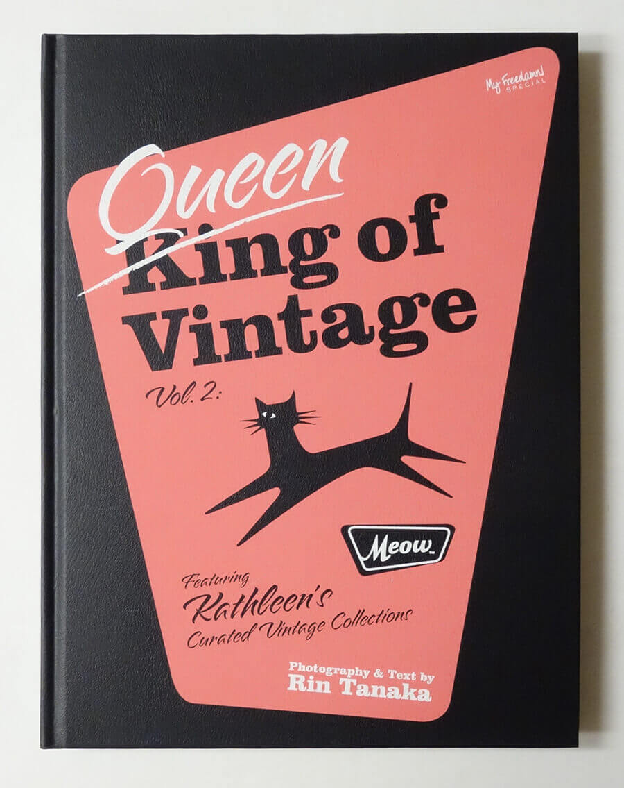 Queen of Vintage vol.2: Meow | Rin Tanaka