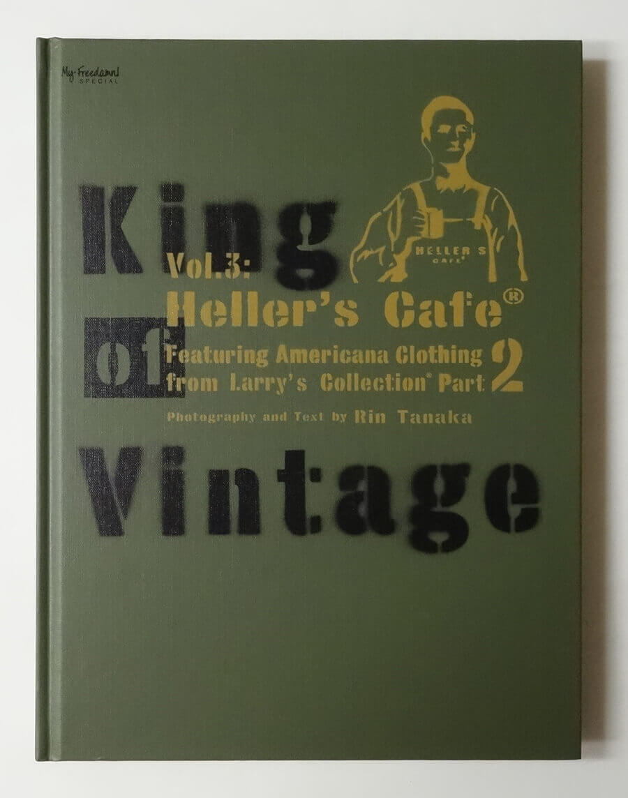 King of Vintage Vol.2: Heller's Cafe Part 2 | Rin Tanaka