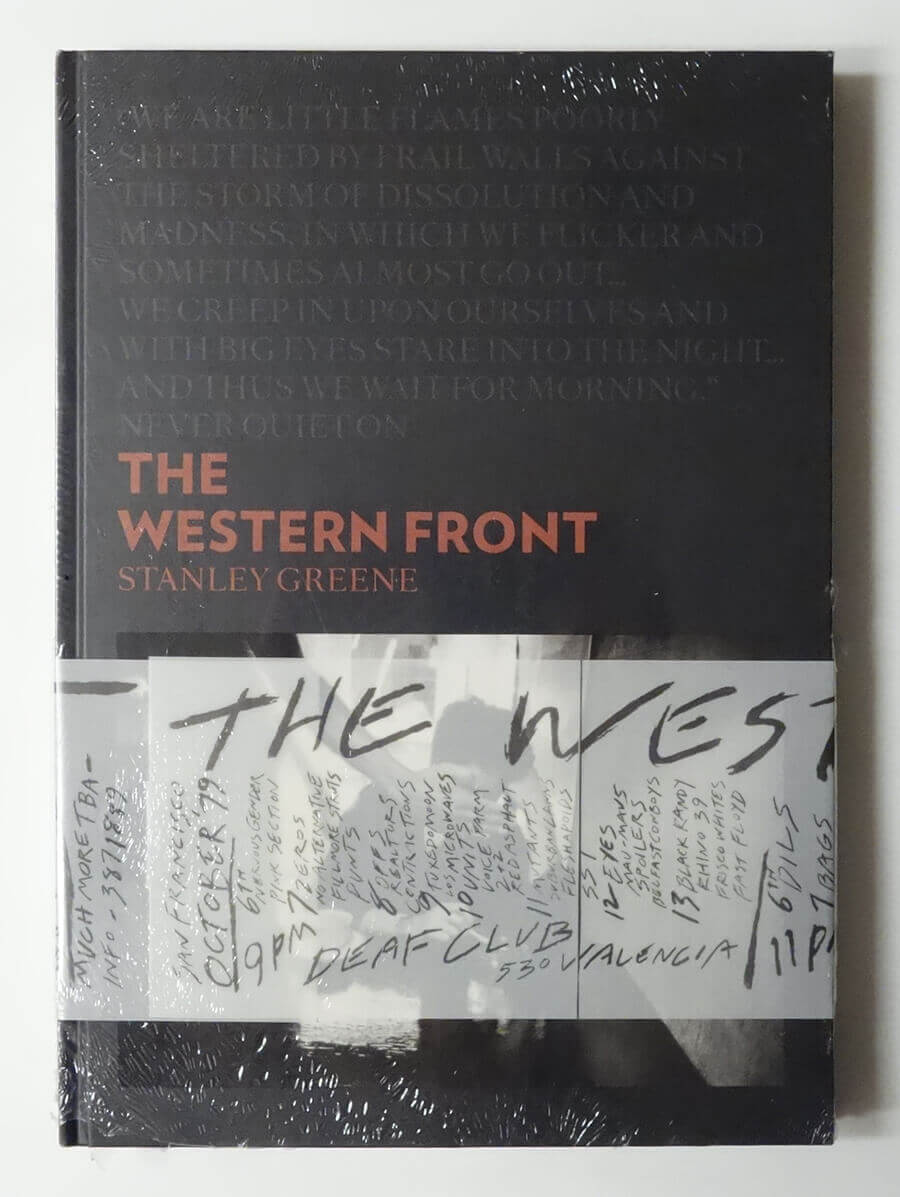 The Western Front | Stanley Greene