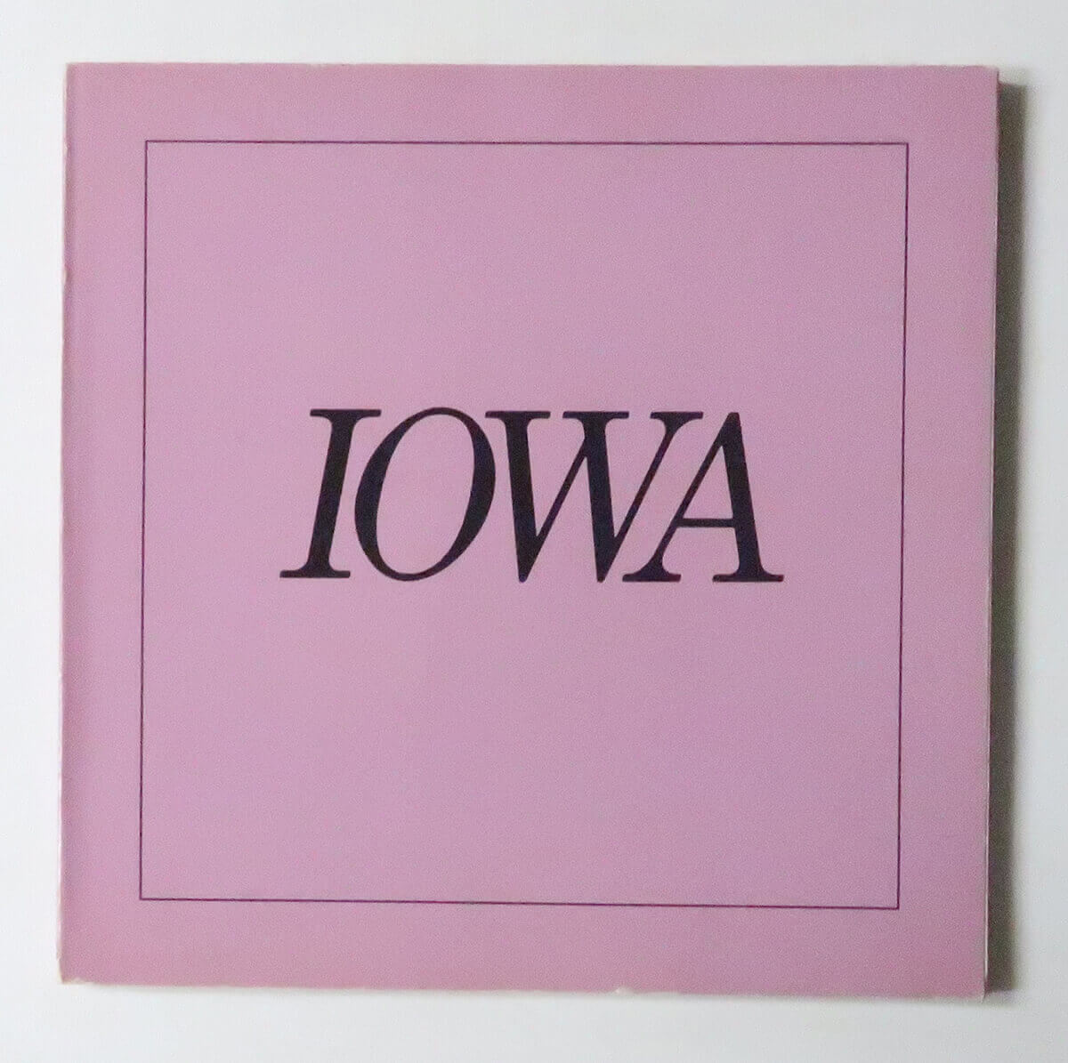 Iowa | Nancy Rexroth