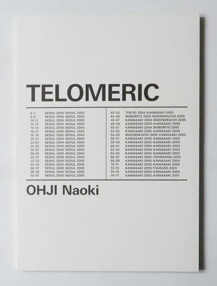 Telomeric | 王子直紀