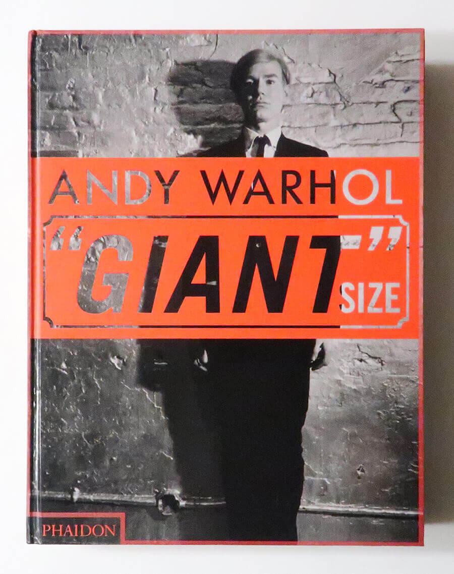 Andy Warhol ''Giant Size'' Large Format