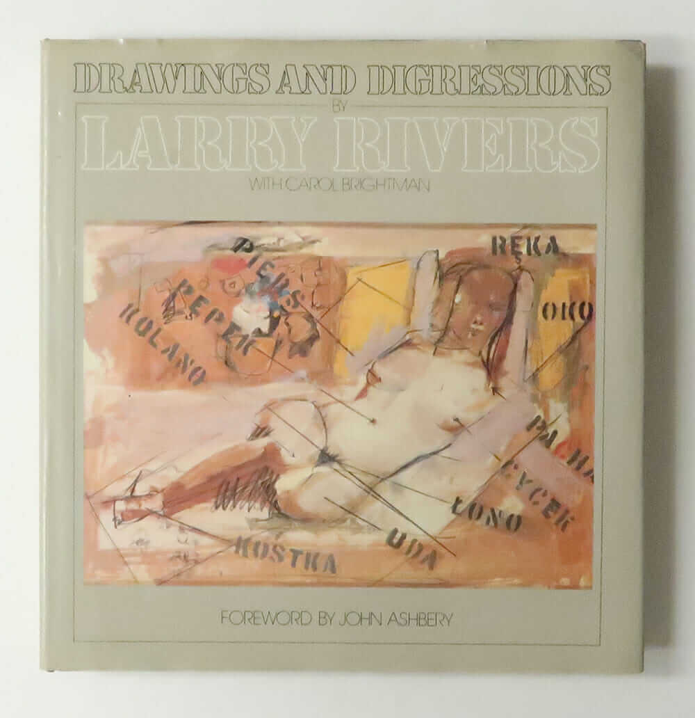 Drawings and Drigressions by Larry Rivers