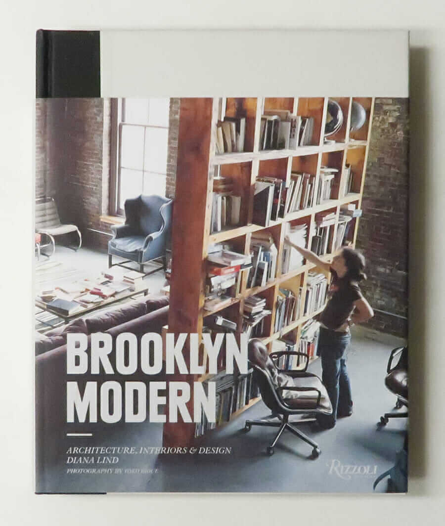 Brooklyn Modern: Architecture, Interiors & Design | Diana Lind