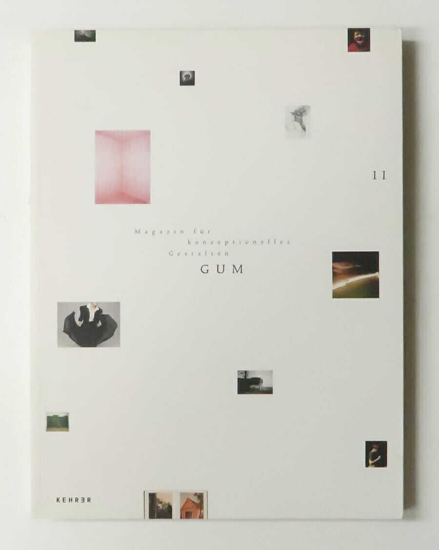 GUM 11: Magazin für konzeptionelles Gestalten