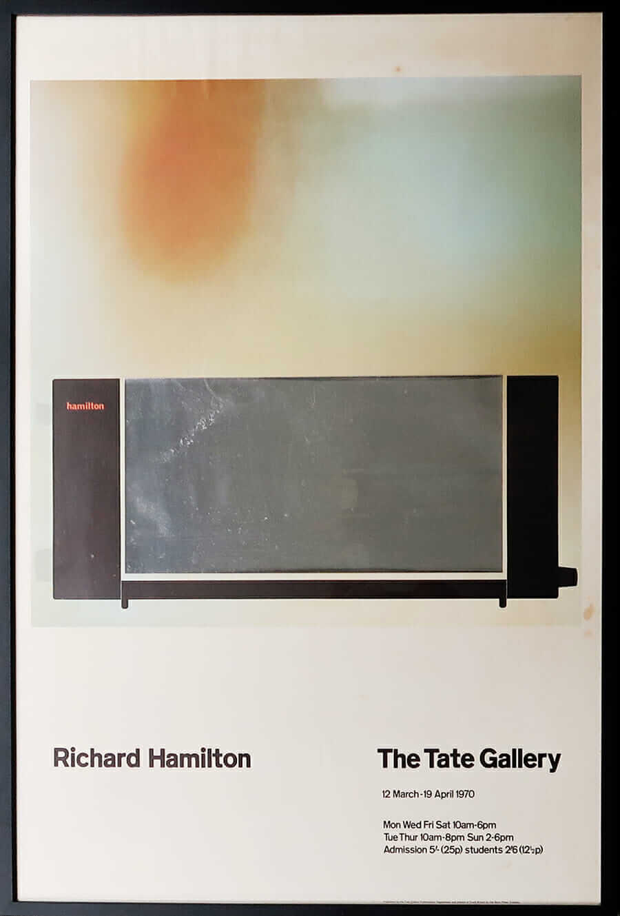 Toaster, 1967 | Richard Hamilton
