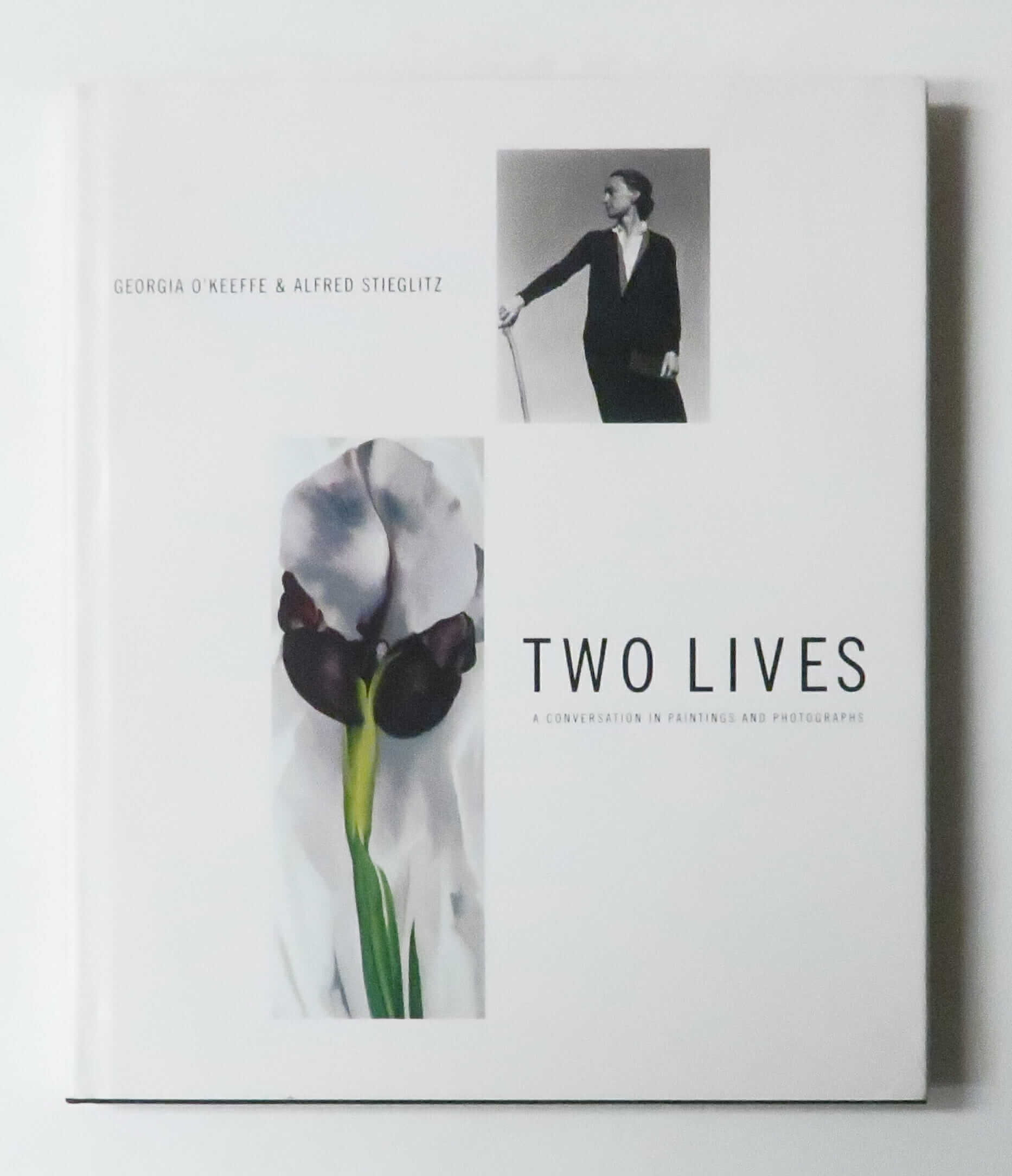 Two Lives: A Conversation in Paintings and Photographs | Georgia O'Keeffe and Alfred Stieglitz