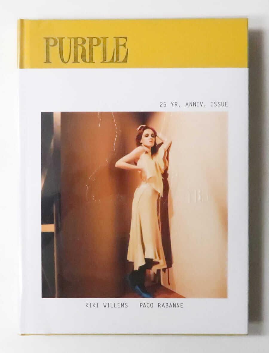 Purple Fashion No. 28 2017: 25 Year Anniversary Issue