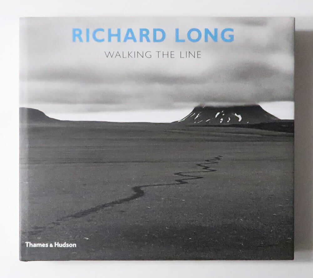 Richard Long: Walking the Line