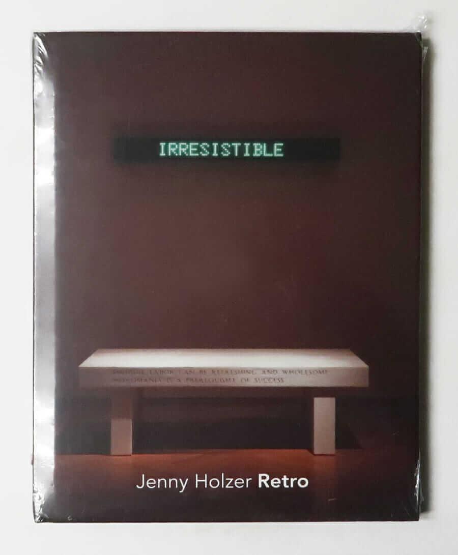 Jenny Holzer: Retro