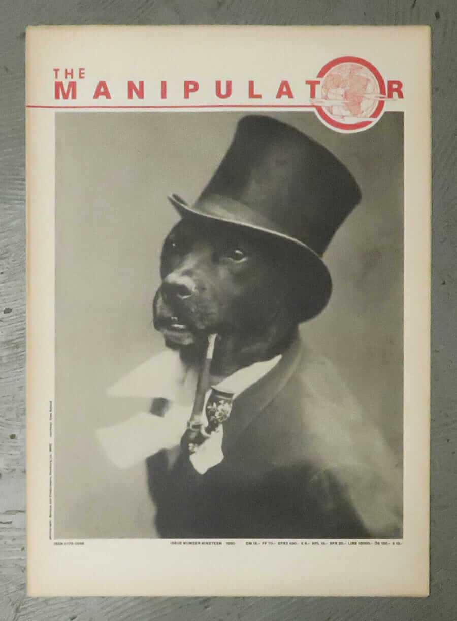 The Manipulator Magazine Issue No.19 1990