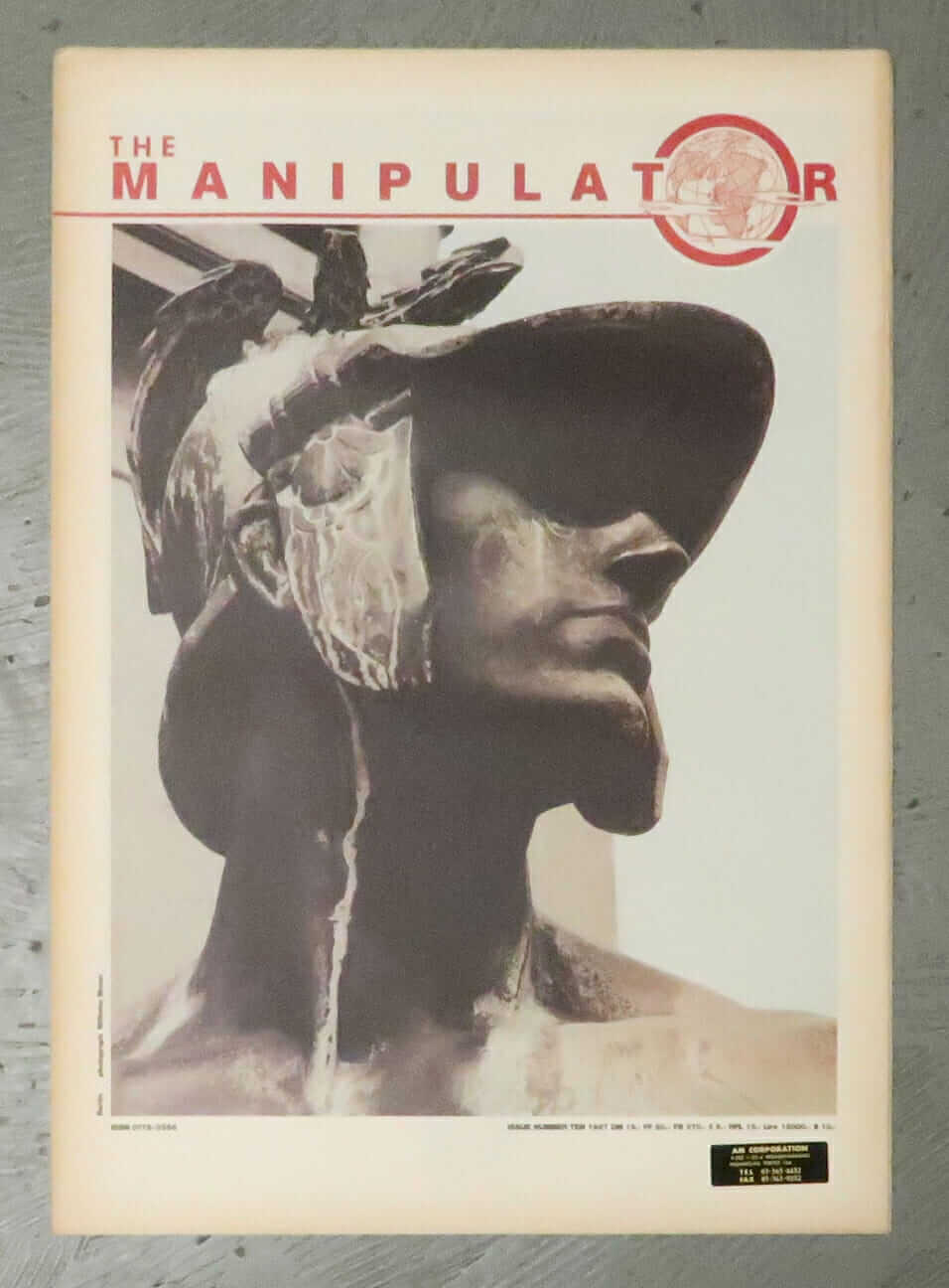 The Manipulator Magazine Issue No.10 1987