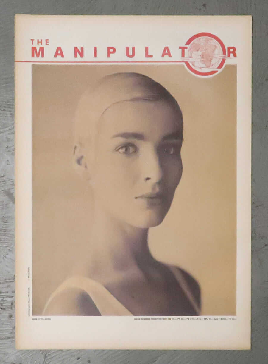 The Manipulator Magazine Issue No.13 1988