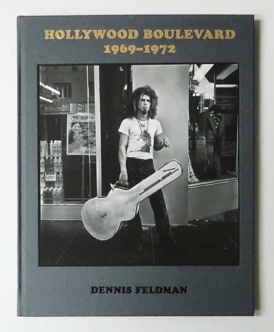 Hollywood Boulevard 1969-1972 | Dennis Feldman
